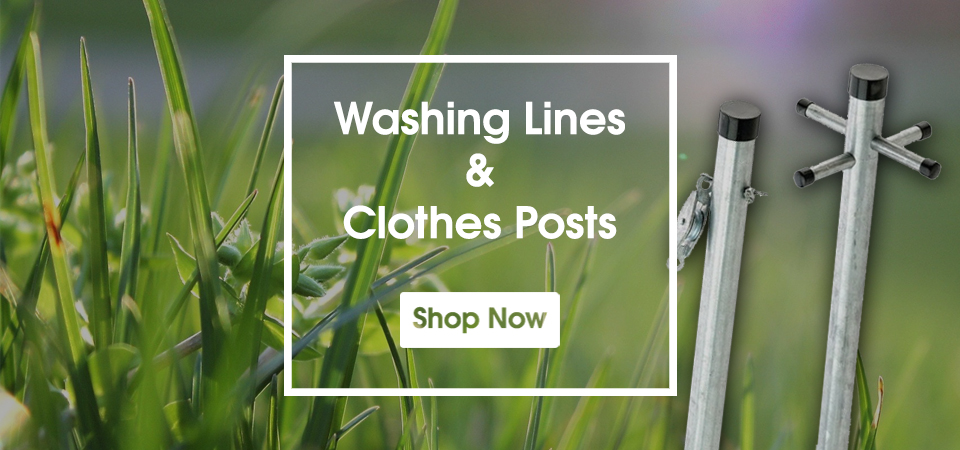 Charles Watson Washing Lines Clothes Posts