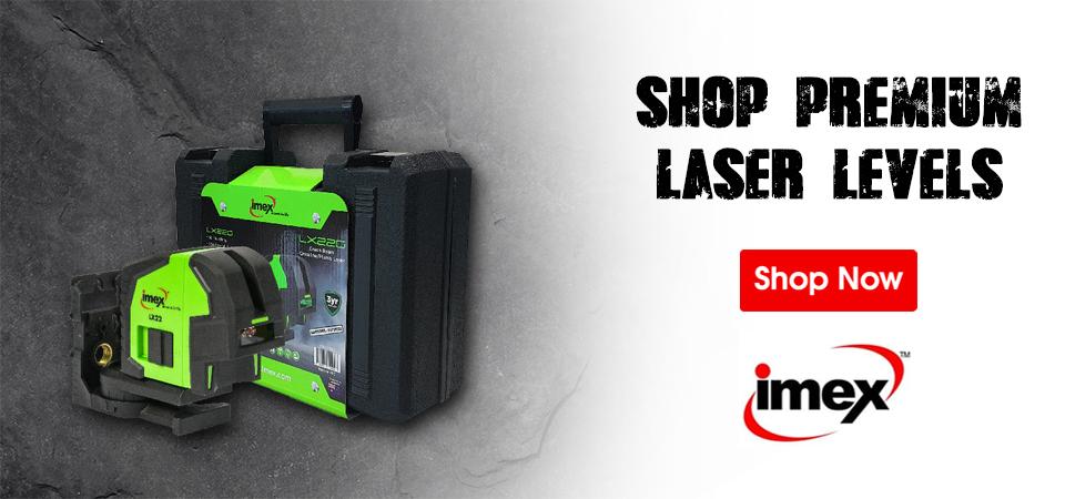 Charles Watson Premium Laser Levels