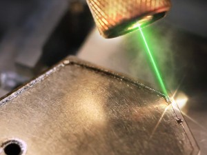 What is a Laser Welded Diamond Blade?