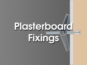 Different Types of Plasterboard Fixings