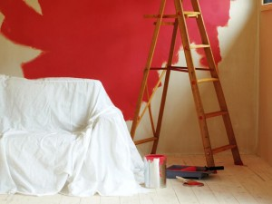 What can I use to Protect my House from Paint Spillage?