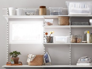 How To Install Twin Slot Shelving
