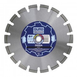 Duro DA 350mm Diamond Blade - 25.4mm Bore