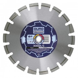 Duro DA/C 300mm Diamond Blade - 20mm Bore