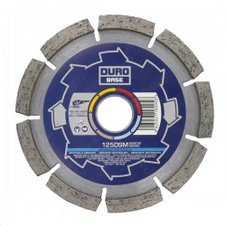 Duro Base DSM 115mm Diamond Blade - 22.2mm Bore
