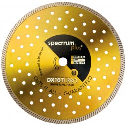 Spectrum DX10 105mm Diamond Blade - 16mm Bore