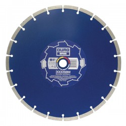 Duro Base DSBM 115mm Diamond Blade - 25.4mm Bore