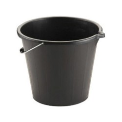3L Gallon Heavy Duty Plastic Bucket