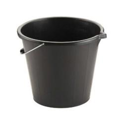 3L Gallon Heavy Duty Plastic Bucket
