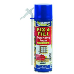 EVFF5 500ml Fix/Fill Expanding Foam