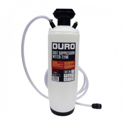 Duro DP-DST-13L Dust Suppression Water Tank With Sticker