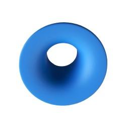 Cebi Joy Dark Blue Circle Kids Cabinet Knob