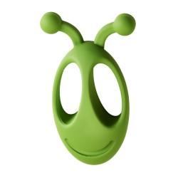 Cebi Joy Green Alien Kids Cabinet Knob