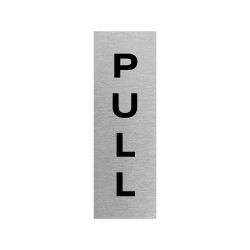 JPL200SS Pull Sign