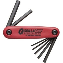 1.5-6mm Gorilla Grips Wrench Set