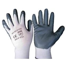 Nitrile Coated Safety Gloves Size 10