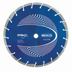 Mexco ASX10 350mm Diamond Blade - 25.4mm Bore