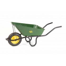 Lasher 65L Heavy Duty Wheelbarrow With Pneumatic Wheel