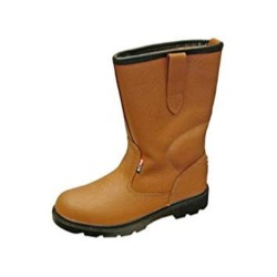 Scan Dual Rigger Boots Size 9