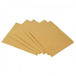 120 Grit Glass Paper (25 Sheets)