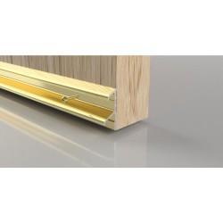 914mm x 63mm Gold Rain Deflector