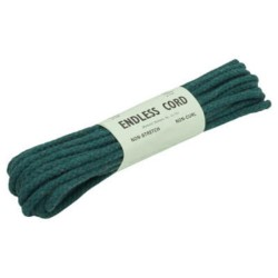 1.25m Green Endless Cord Size B