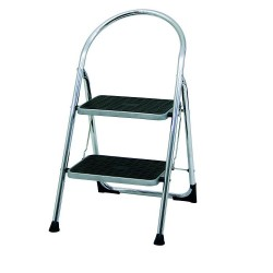 Abru Chrome 2 Tread Stepstool