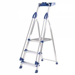 Abru Blue Seal 3 Tread Stepladder