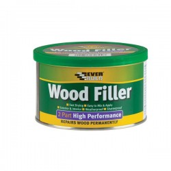 Metolux 1.4kg Mahogany 2 Part Wood Filler