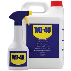 WD-40 5L Multi-Purpose Lubricant with Spray Applicator