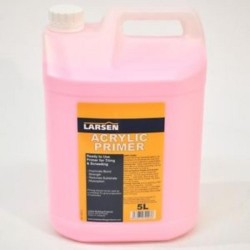 5L Pink Acrylic Primer