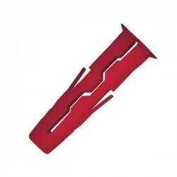 RawlPlug 6 x 28mm Red Uno Wall Plugs 68-520 (Pack of 96)
