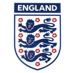England Crest Vehicle Magnet