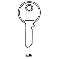 Silca UNI2 Union Cylinder Key