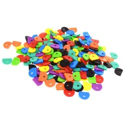 Assorted Coloured Key Cap