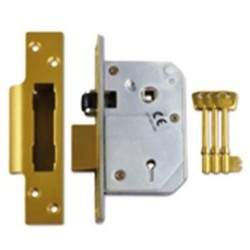 80mm Chubb Roller Bolt Lock
