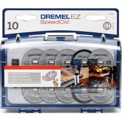 Dremel EZ SpeedClic Cut Off Wheels Kit