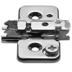 Mounting Plate Clip & Clip Top