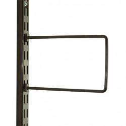 Brown Flexible Book End Pair 150mm x 120mm