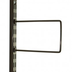 Brown Flexible Book End Pair 200mm x 120mm