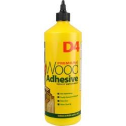 Everbuild 1l D4 PVA Adhesive