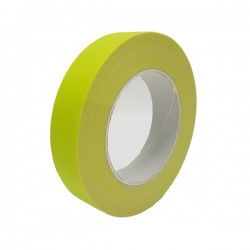 50mm x 50m Yellow Gaffer Tape