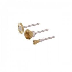 5 Piece Brass Brush Set