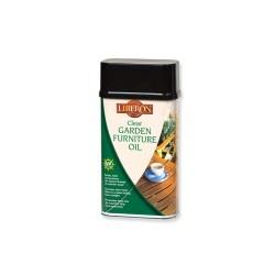 Liberon 1L Clear Garden Furniture Oil