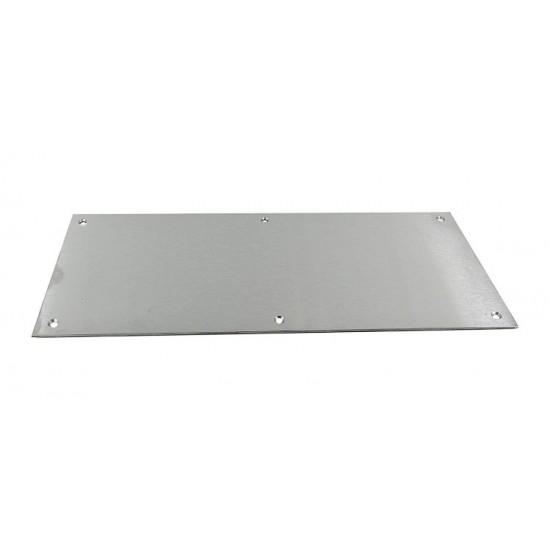 650mm x 100mm SAA Kick Plate Square Corners