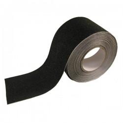 100mm x 1m Black Anti Slip Tape