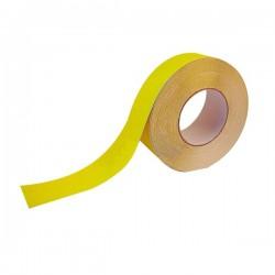 100mm x 1m Yellow Anti Slip Tape