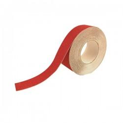 100mm x 1m Red Anti Slip Tape