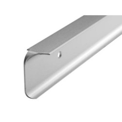 40mm SAA Double Radius Worktop End Cap