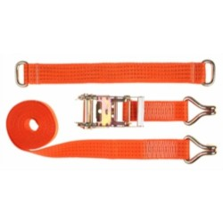 Single Recovery Ratchet Strap